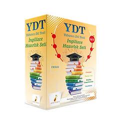 Pelikan Yayıncılık - Pelikan Yayınları YKSDİL YDT İngilizce Hazırlık Seti