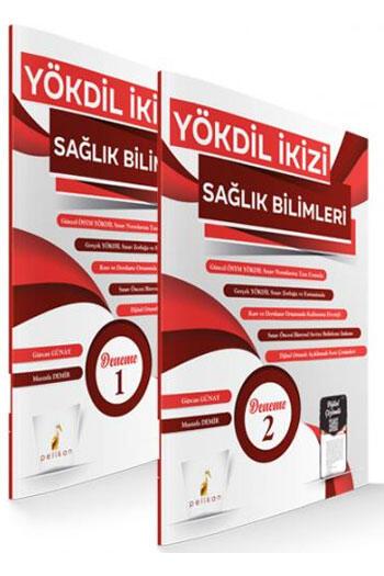 Pelikan Yayınları YÖKDİL İkizi Sağlık Bilimleri Dijital Çözümlü 2 Özgün Deneme Sınavı