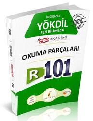 Pelikan Yayıncılık - Pelikan Yayınları YÖKDİL İngilizce Fen Bilimleri R101 Okuma Parçaları