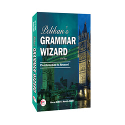 Pelikan Yayıncılık - Pelikan's Grammar Wizard 2 With Key Pre-intermediate to Advanced