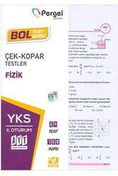 Pergel Yayınları - Pergel Yayınları AYT Fizik Çek Kopar Testler