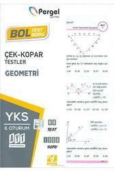 Pergel Yayınları - Pergel Yayınları AYT Geometri Çek Kopar Testler