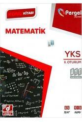 Pergel Yayınları - Pergel Yayınları AYT Matematik Konu Kitabı