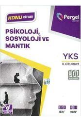 Pergel Yayınları - Pergel Yayınları AYT Psikoloji, Sosyoloji ve Mantık Konu Kitabı
