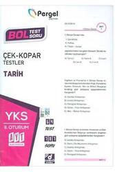 Pergel Yayınları - Pergel Yayınları AYT Tarih Çek Kopar Testler