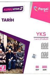 Pergel Yayınları - Pergel Yayınları TYT AYT Tarih Konu Kitabı 2
