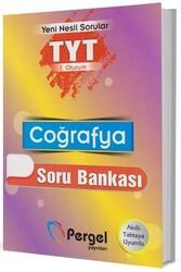 Pergel Yayınları - Pergel Yayınları TYT Coğrafya Soru Bankası