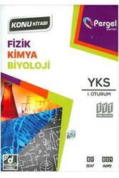 Pergel Yayınları - Pergel Yayınları TYT Fizik Kimya Biyoloji Konu Kitabı