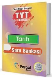 Pergel Yayınları - Pergel Yayınları TYT Tarih Soru Bankası