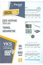 Pergel Yayınları - Pergel Yayınları TYT Temel Geometri Çek Kopar Testler