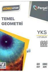 Pergel Yayınları - Pergel Yayınları TYT Temel Geometri Konu Kitabı