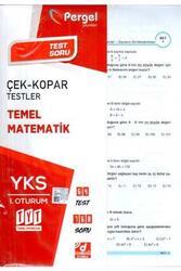 Pergel Yayınları - Pergel Yayınları TYT Temel Matematik Çek Kopar Yaprak Testler