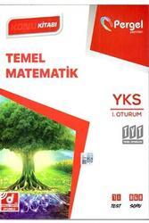 Pergel Yayınları - Pergel Yayınları TYT Temel Matematik Konu Kitabı