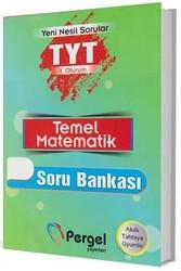 Pergel Yayınları - Pergel Yayınları TYT Temel Matematik Soru Bankası