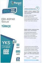 Pergel Yayınları - Pergel Yayınları TYT Türkçe Çek Kopar Testler