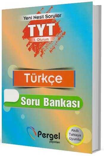 Pergel Yayınları TYT Türkçe Soru Bankası