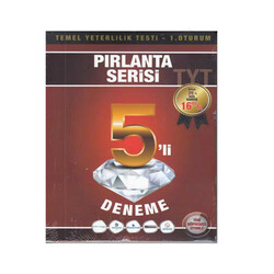 Pırlanta Serisi - Pırlanta Serisi TYT 5 li Deneme