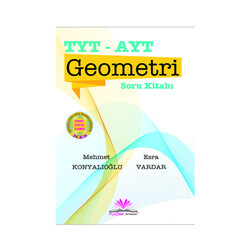 Plazma Yayıncılık - Plazma Yayıncılık TYT AYT Geometri Soru Bankası
