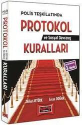 Yargı Yayınları - Polis Teşkilatında Protokol ve Sosyal Davranış Kuralları