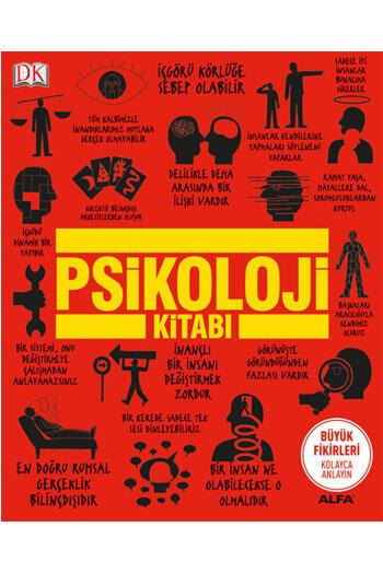 Psikoloji Kitabı (Ciltli) Alfa Yayınları