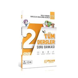 Puan Yayınları - Puan Yayınları 2. Sınıf Tüm Dersler Soru Bankası
