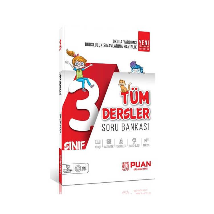 Puan Yayınları 3. Sınıf Tüm Dersler Soru Bankası