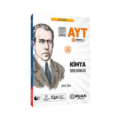 Puan Yayınları - Puan Yayınları AYT Kimya Soru Bankası