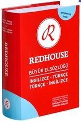 Redhouse Yayınevi - Redhouse Büyük Elsözlüğü - İngilizce-Türkçe Türkçe-İngilizce