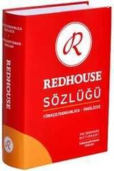 Redhouse Yayınevi - Redhouse Sözlüğü Türkçe - Osmanlıca - İngilizce