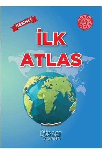 Resimli İlk Atlas Oscar Yayınları