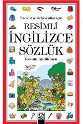 Altın Kitaplar Yayınevi - Resimli İngilizce Sözlük Altın Kitaplar