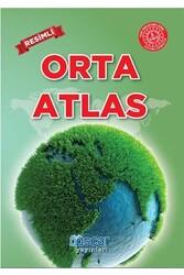 Oscar Yayınları - Resimli Orta Atlas Oscar Yayınları