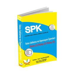 Roper Yayınları - Roper Yayınları SPK Lisanslama 1012 Takas Saklama ve Operasyon İşlemleri Düzey 1-2-3