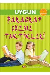 Sadık Uygun Yayınları - Sadık Uygun Yayınları Paragraf Çözme Taktikleri 1. Kademe