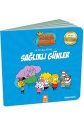 Eksik Parça Yayınları - Sağlıklı Günler Kral Şakir Eksik Parça Yayınları