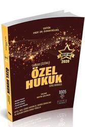 Savaş Yayınevi - Savaş Yayınları 2020 BEST OF Özel Hukuk Tamamı Çözümlü Soru Bankası