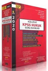 Savaş Yayınevi - Savaş Yayınları 2020 Külliyat KPSS Hukuk Soru Bankası 8.Baskı