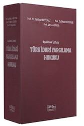 Savaş Yayınevi - Savaş Yayınları Açıklamalı İçtihatlı Türk İdari Yargılama Hukuku
