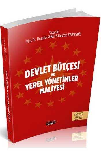 Savaş Yayınları Devlet Bütçesi ve Yerel Yönetimler Maliyesi