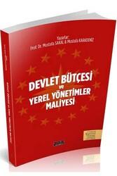 Savaş Yayınevi - Savaş Yayınları Devlet Bütçesi ve Yerel Yönetimler Maliyesi