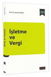 Savaş Yayınevi - Savaş Yayınları İşletme ve Vergi - Nurettin Bilici