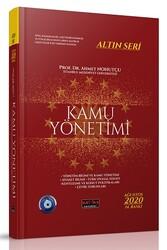 Savaş Yayınevi - Savaş Yayınları Kamu Yönetimi Altın Seri 14.Baskı