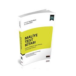 Savaş Yayınevi - Savaş Yayınları Maliye Test Kitabı