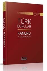 Savaş Yayınevi - Savaş Yayınları Türk Borçlar Kanunu ve İlgili Kanunlar