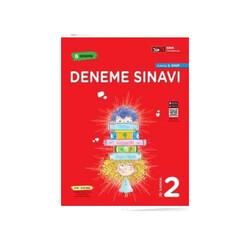 SBM Yayıncılık - SBM Yayınları 2. Sınıf Deneme Sınavı