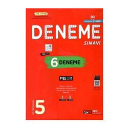 SBM Yayıncılık - SBM Yayınları 5. Sınıf PYBS 6 Deneme Sınavı