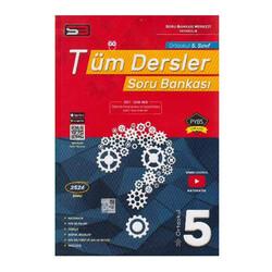 SBM Yayıncılık - SBM Yayınları 5. Sınıf Tüm Dersler Soru Bankası