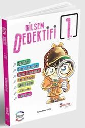 Seans Yayınları - Seans Yayınları 1. Sınıf Bilsem Dedektifi