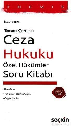 Seçkin Yayınları Themis Ceza Hukuku Özel Hükümler Soru Kitabı