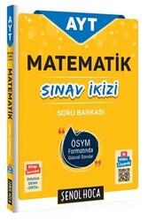 Şenol Hoca Yayınları - Şenol Hoca Yayınları AYT Matematik Sınav İkizi Soru Bankası